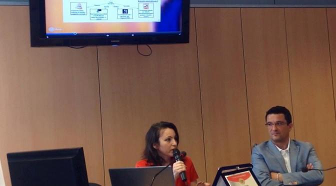 Conferenza stampa di DidatticApp presso la Camera di commercio di Imperia