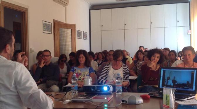 """Tutti gli interventi del seminario """"Didattica inclusiva digitale: trovare l'intruso in una classe 2.0"""""""
