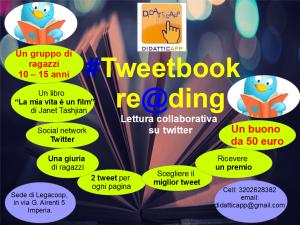 logo twitter reading
